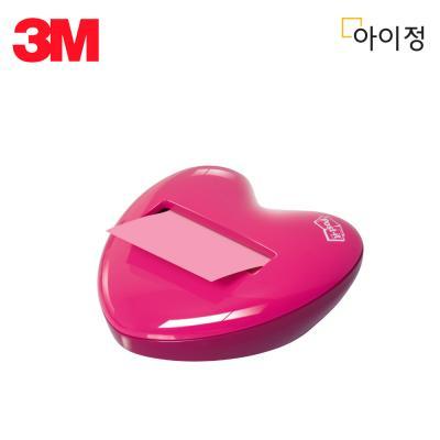 3M 포스트잇 팝업팩 HD-330 하트디스펜서