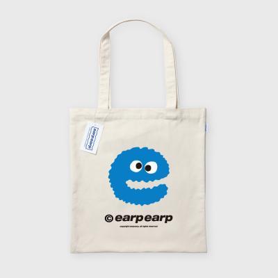 scary earp-blue(에코백)