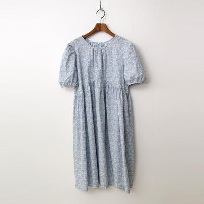 Garden Puff Dress