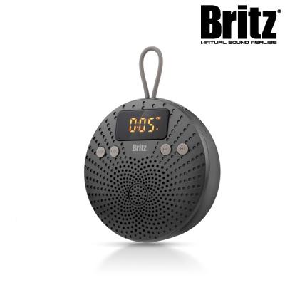브리츠 블루투스 생활방수 스피커 BZ-M2750 (라디오 / 알람기능 / AUX단자)