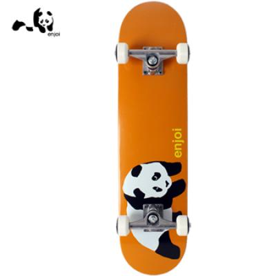 [enjoi] ORIGINAL PANDA ORANGE PREMIUM COMPLETE 7.5 (성인용)