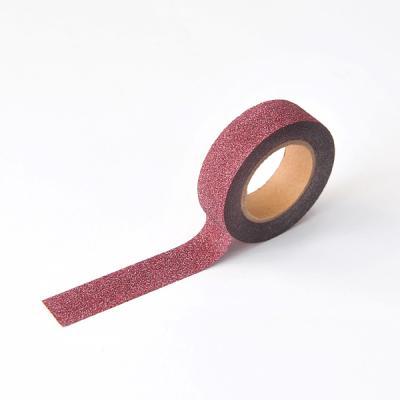 왈가닥스 글리터 마스킹테이프 - 231 Ruby