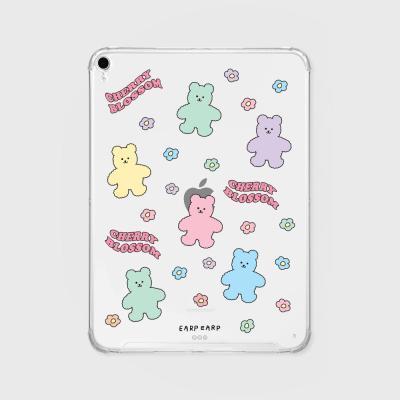 Blossom bear friends(아이패드-투명)