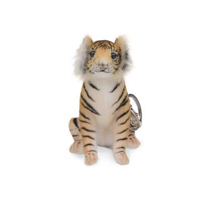 6910 호랑이 동물인형 키체인/15cm.L