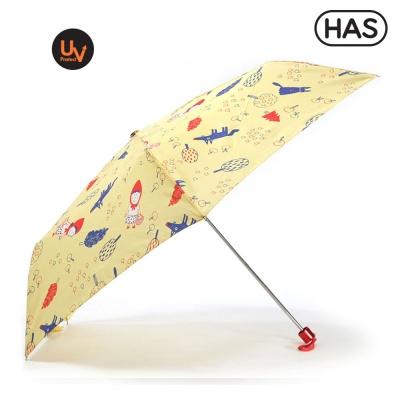 [HAS] 3단 슬림 수동 UV우산_빨간모자앤 HS3SM3650(73)