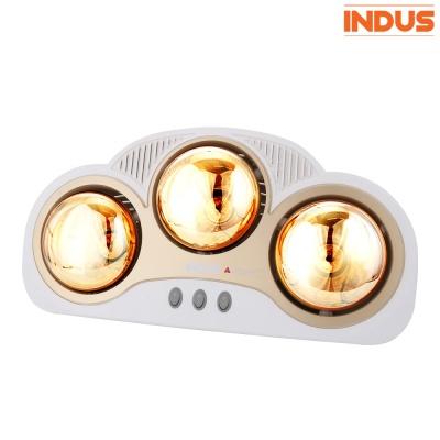 인더스 3구 램프 욕실난방기 히터 IN-BR750V