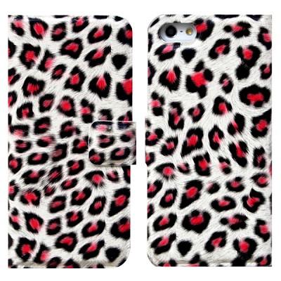 Leopard Flip 핑크 (아이폰 5용)