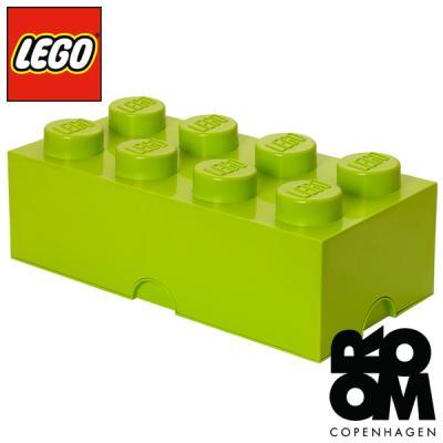 레고 블럭정리함8 라임그린 40041220