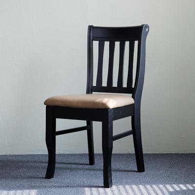 [이노센트플러스] 리브  느베르 원목의자(1+1)