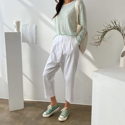 Agnes Cotton Baggy Pants