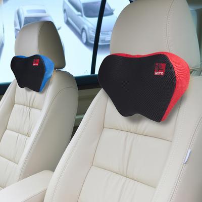 듀오백 미요차량용 목쿠션 메모리폼 기능성 쿠션