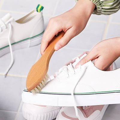우드 운동화 신발 스니커즈 세척 세탁 솔 브러쉬