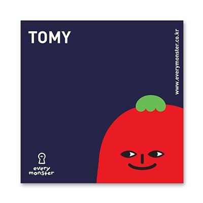 [에브리몬스터] Sticker - 캐릭터 스티커5종세트