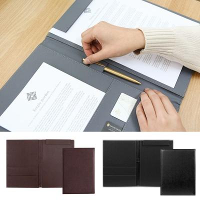 A4결재판 자석클립 고급 사무용품 결재 폴더서류판 W3EE3DA