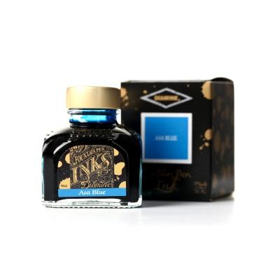 디아민 병 잉크 아사 블루 Asa Blue 80ml