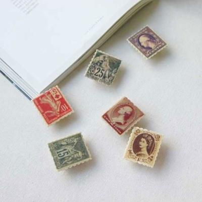 [HEIM] 클래식 우표 마그넷 6P