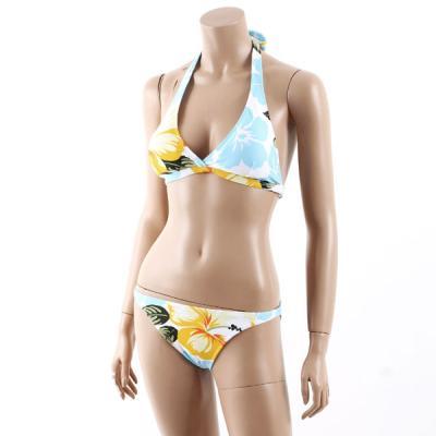 비키니 수영복- 하와이언 블루스 M5021
