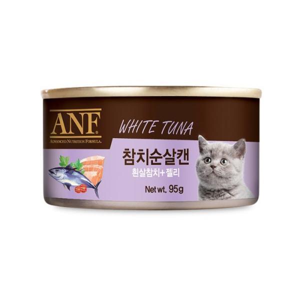 ANF 참치순살캔95G 고양이캔