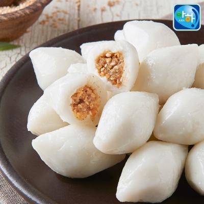 [아하식품] 대용량 깨앙금이 가득 우리쌀 깨송편 1kg