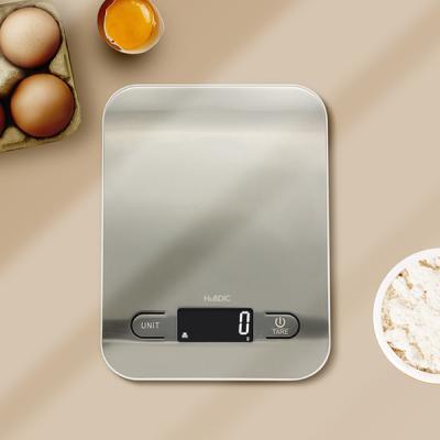 휴비딕 전자저울 가정용저울 디지털 주방저울 HUS-180