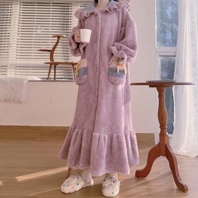 여성 홈웨어 잠옷 세트 수면 파자마 메디 원피스
