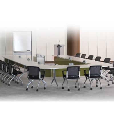 퍼시스 FRX 16인용 조합형 사무실 회의 테이블 CAR12M
