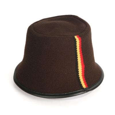 [디꾸보]컬러라인 배색 버킷햇 벙거지 모자 AC679