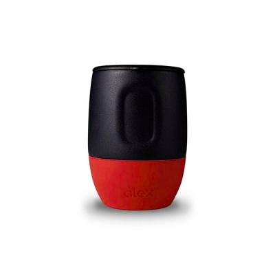 알렉스 텀블러 355mL 블랙 - 레드