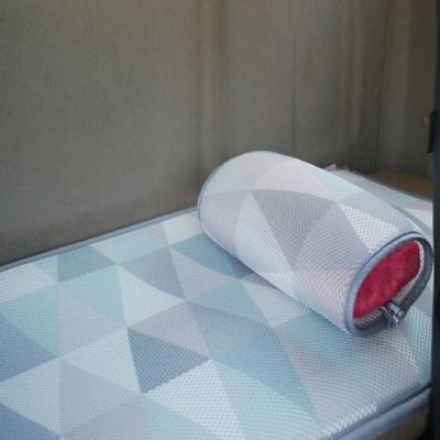 신소재 3D매쉬매트 트럭간이매트(프리즘)