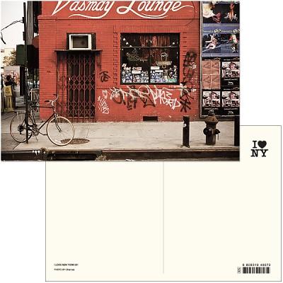 I LOVE NEW YORK (Post card ver.01) - New york 002