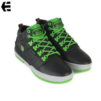 [Etnies] HIGH RISE ODB LX STEVENS 기모안감 (Black/Green)