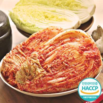 [HACCP] 한옹 포기김치 3kg
