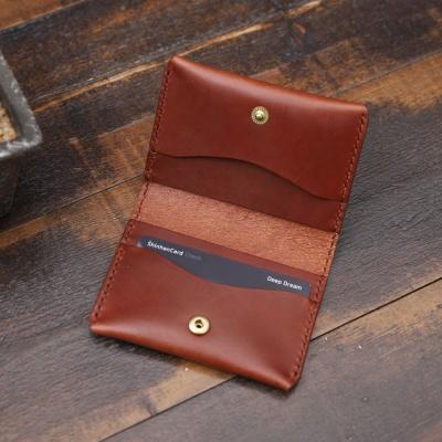 이비그 도트 접이식 카드지갑 / 명함지갑