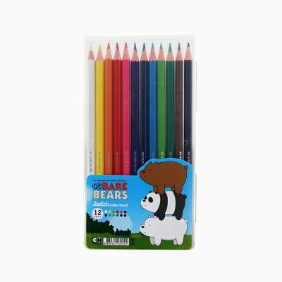 위 베어 베어스 12색 색연필