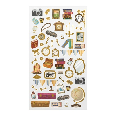 Sticker Marche - Antique