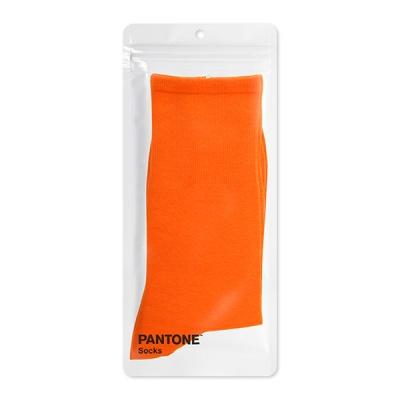 팬톤삭스 타이거 Tiger 단색 컬러 장목 양말