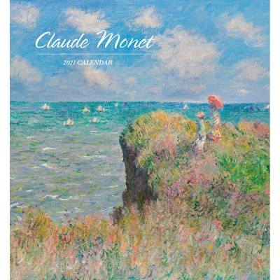 2021년 미니캘린더 모네 Claude Monet