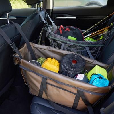 자동차 뒷좌석 정리함 트렁크 정리, 차박, 캠핑용품