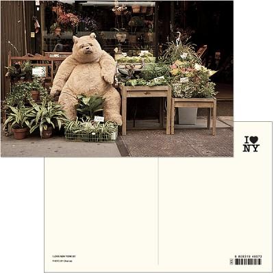 I LOVE NEW YORK (Post card ver.01) - New york 013