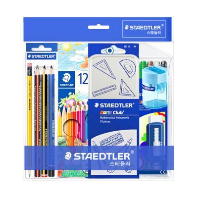 스테들러 초등학생 입학 문구 학용품 선물세트B