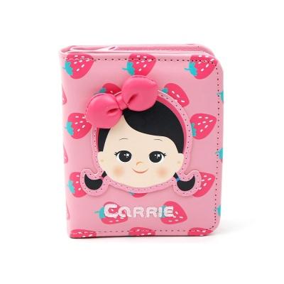 캐리 딸기 반지갑