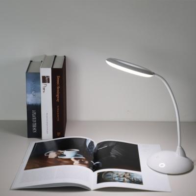LED엔젤링 책상스탠드 자유로운각도 3단터치 LSP3