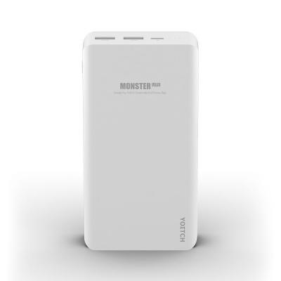 몬스터 라이트 USB 멀티 충전 보조배터리 10W 20,000m