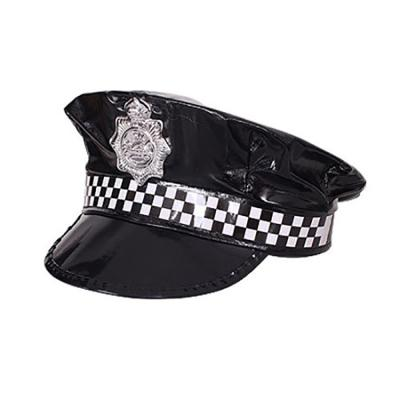 경찰 모자