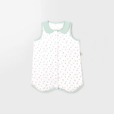 [메르베] 미니베리 아기수면조끼_여름용