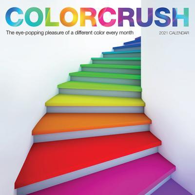 2021년 캘린더 Color Crush
