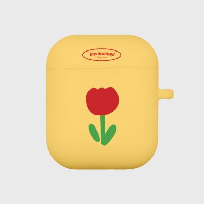 베이비튤립 에어팟 케이스[yellow]