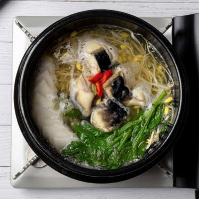 복어탕 2인분 간편식(복어+육수+야채+다대기)