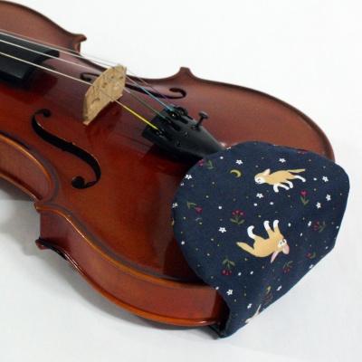 바이올린 센터형 턱받침 핸드메이드 커버 No18