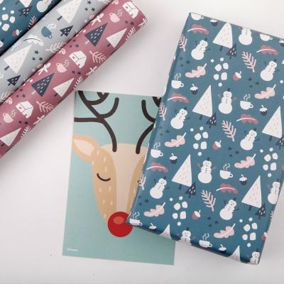 [기성]포장지 스윗 크리스마스